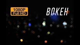 Bokeh Video Full High Definition (HD)