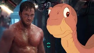 Guardians of the Galaxy & Land Before Time Mashup