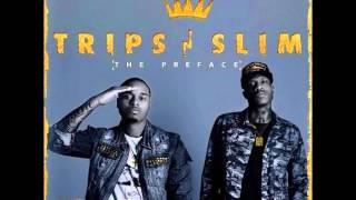 Square Off (Trips N Slim) - Dom P & Cigars [2012 New CDQ Dirty NO DJ] Doug E. Fresh's Sons
