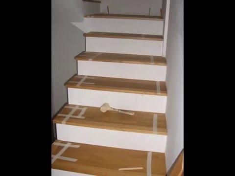 Come installare il laminato sulle scale fai da te mania for Rivestimento scale esterne economiche