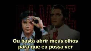 LEAD ME, GUIDE ME  by Elvis Presley  -  TRADUÇÃO PT BR