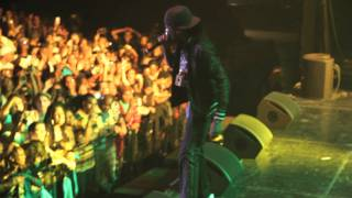 """Gyptian """" Is There A Place """" Feat Jah Cure Live From The Rockers Festival @Zenith De Paris"""