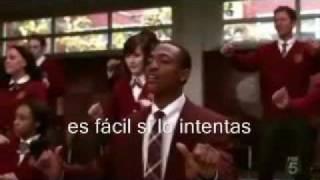 Glee - Imagine - subtitulado español