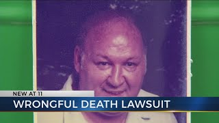 Wrongful death suit filed against Franklin County