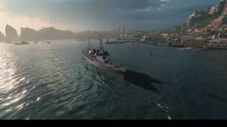 World of Warships Troubleshooting Menu UI