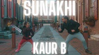 Kaur B - Sunakhi (Dhol mix)   Bhangra Dance   Mannat & Lavesh