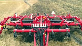 Vaderstad Swift SW 560 Case Puma 240