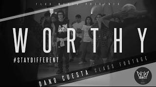 Dano Cuesta | Worthy | Jeremiah ft jhene Aiko @jeremih @jheneaiko