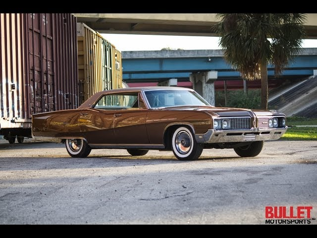 1968 Buick Electra 225 Test Drive and Showoff