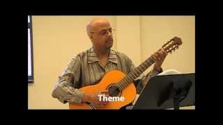"""Variations on La Folia"" by F. Sor"