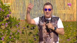 José Malhoa invade Casa do Amor