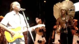 Sarau do Brown com Gilberto Gil