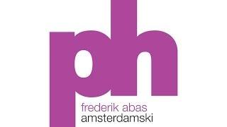 Frederik Abas - Amsterdamski (Radio Edit)  [Official]