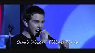 Filipe Pinto-Ouvi Dizer (CD Version)