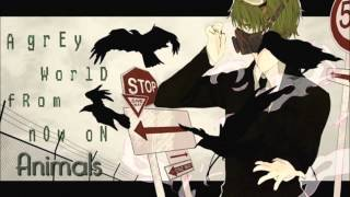 ▶ Nightcore - Animals - Maroon 5 ★