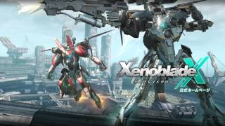Black Tar (Man vs. Skell Mashup) Xenoblade Chronicles X