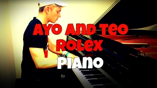 Ayo & Teo - Rolex | Tishler Piano Cover