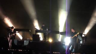 The xx - Crystalised - LIVE COLOURS OF OSTRAVA 2013