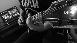 Jinjer - Pisces. Cover Line 6 Helix