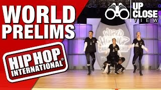 (UC) Khaos - New Zealand (Junior Division) @ HHI's 2015 World Prelims