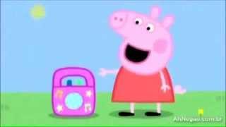 peppa pig deixa o maloqueiro falar no seu ouvido o que vc quer ouvir