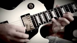 Dream Theater - Pull Me Under (Guitar solo cover by Alkis K.)