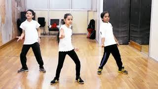 Ek Do Teen Song Dance    JANHAVI ACADEMY   