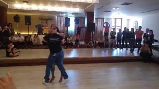 Isabelle & Felicien - Kizomba @ 3rd Mediterranean Salsa & Kizomba Festival Thessaloniki