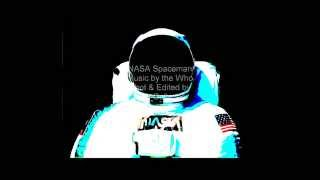 NASA Spaceman Music by the Who