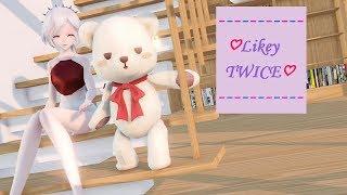 [MMD] Twice-Likey (Haku)
