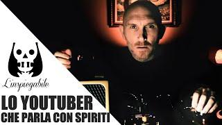 Steve Huff: lo youtuber che parla con gli spiriti (???)