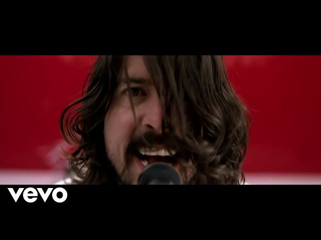 "Video de ""The Pretender"" de Foo fighters"