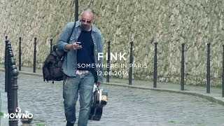 "FINK - ""Looking Too Closely"" - Acoustic session in Paris"