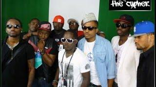 Naija Hip-hop Throwbacks 90s & 2000s width=