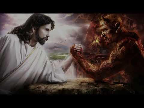 Não existe meio termo, ou se está com Deus, ou com o demônio