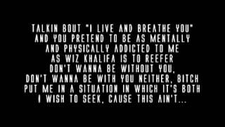 Eminem - Desperation (Lyrics)