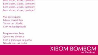 As Meninas - Xibom bombom.mov