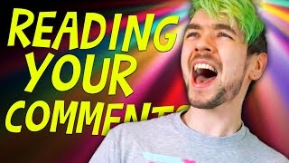 SINGING MAN JACK | Reading Your Comments #89 width=