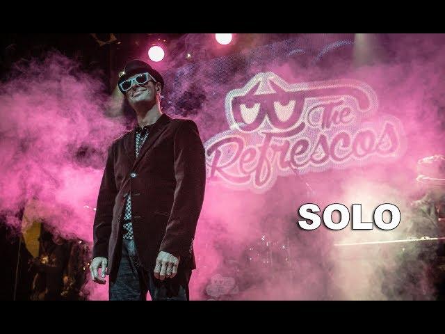 Video en directo de The Refrescos - Solo