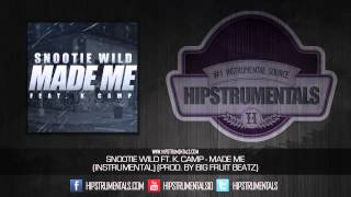 Snootie Wild Ft. K. Camp - Made Me [Instrumental] (Prod. By Big Fruit Beatz) + DL