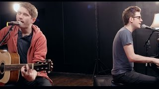 """""""Hey There Delilah"""" - Plain White T's // (Alex Goot & Chad Sugg COVER)"""