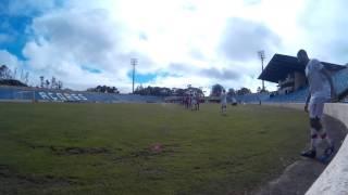 Final do jogo Santa Clara - Aves