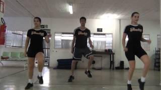 Coreografia Dançando (Ivete Sangalo) Ensaio Carnaval 2013
