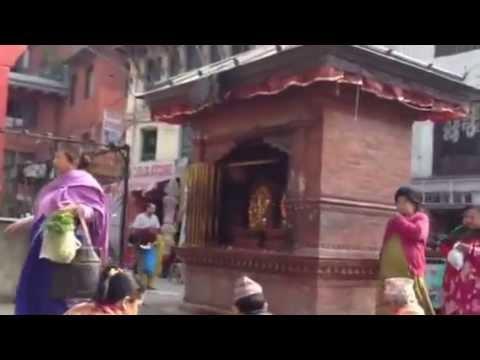 Kathmandu 2012 morning rituals