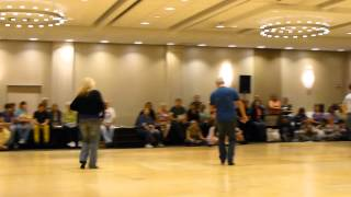 When I Need You Line Dance Demo @ Windy City 2013