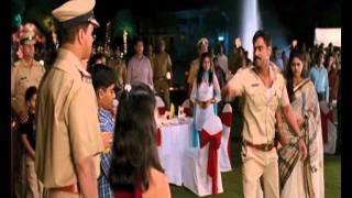 Singham - Lionhearted Singham's Inspiring Speech