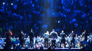 I Want You Back Cover by Michael Buble` with Naturally 7 Live
