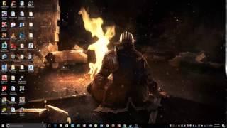 Dark Souls on Wallpaper Engine is Lovely