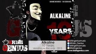 Alkaline - 10 Years (Raw) April 2015