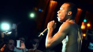 Hopsin XXL 2012 freshman show in NY